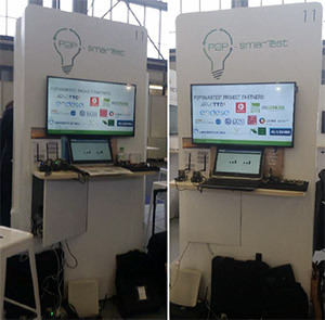 P2P-SmarTest at European Utility Week in Amsterdam