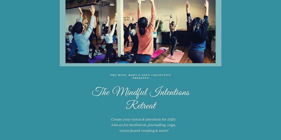 The Mindful Intentions Retreat