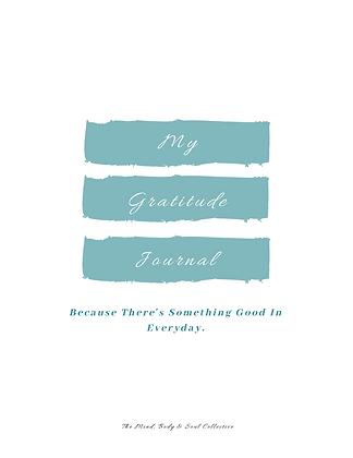 My Gratitude Journal, Six Months