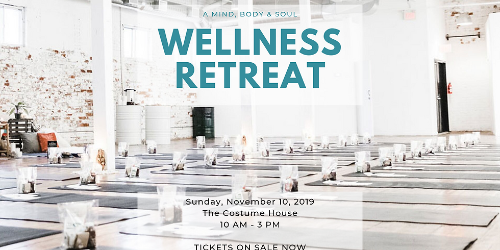 A Mind, Body & Soul Wellness Retreat