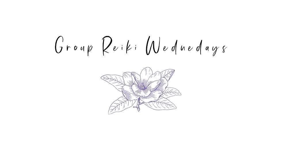 Group Reiki Wednesdays