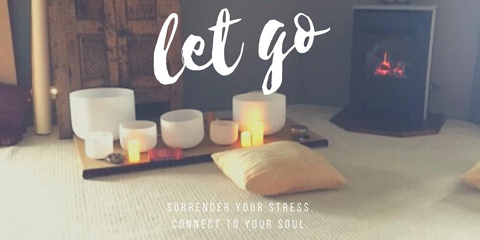 Retreat Weekend; Let Go