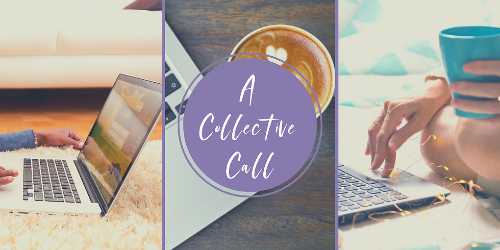 A Collective Call with The Mind, Body & Soul Collective Community