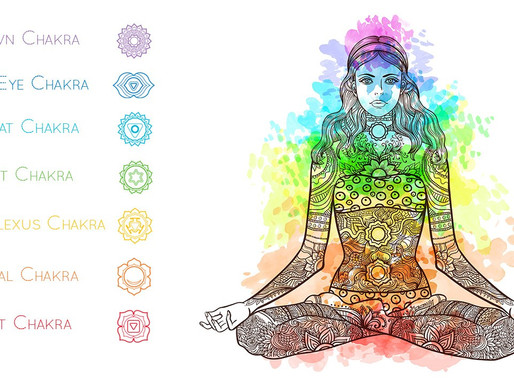 What is a Chakra? A Simple Introduction.