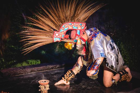 Bailes aztecas