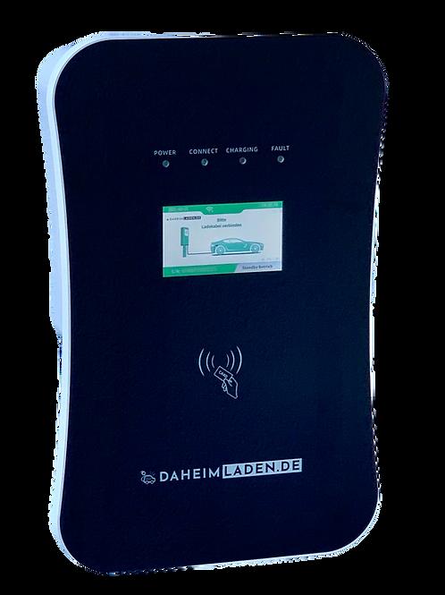 DaheimLaden Wallbox V1 - 11kW mit 7,5m Kabel