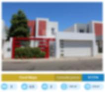 casa en venta en coral maya residencial