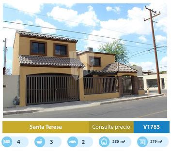 casa en venta en santa teresa mexicali.j