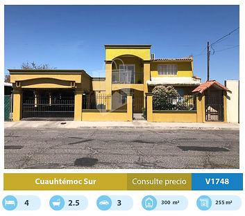 casa en venta en cuauhtemoc sur mexicali