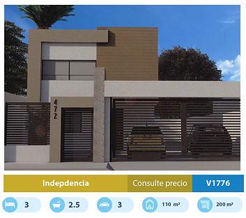 casa en venta en independencia mexicali.