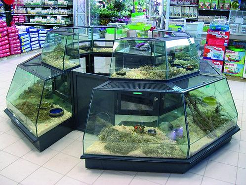 CFP Small Animal Displays Store, School, Businees
