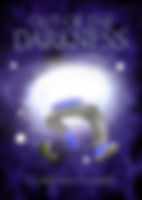 Out of the Darkness book cover, Clarissa Clarke