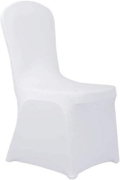 Stretch-Hussen - weiß