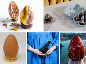Where To Order An Extravagant Easter Egg From