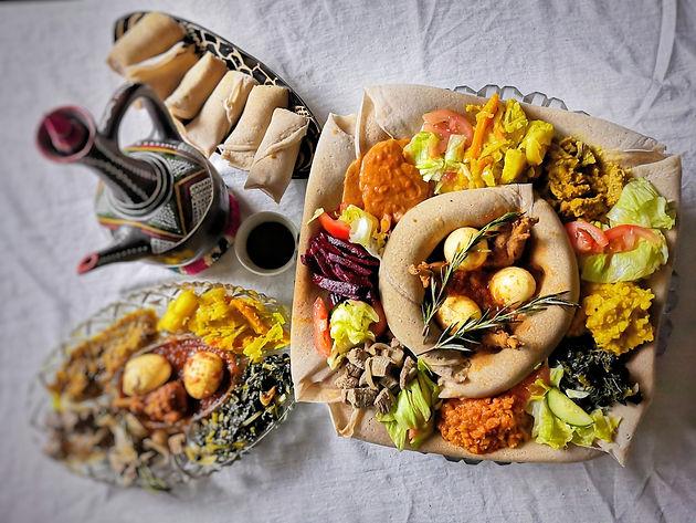 Ethiopian Food Comes To Dublin