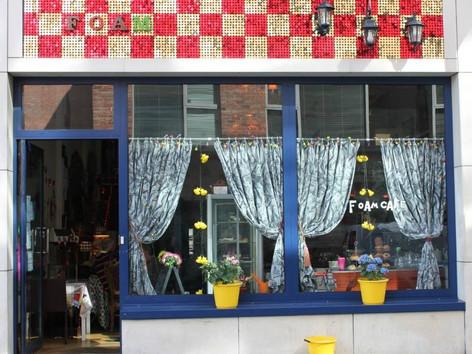 Foam Café and Gallery closes
