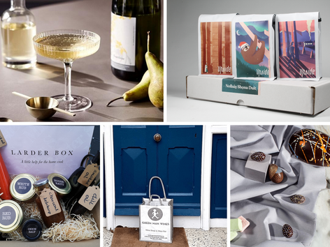 The Food & Drink Gifts We Want This Christmas