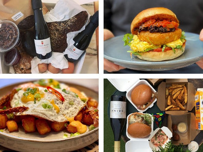 Where To Get Brunch For Collection Or Delivery