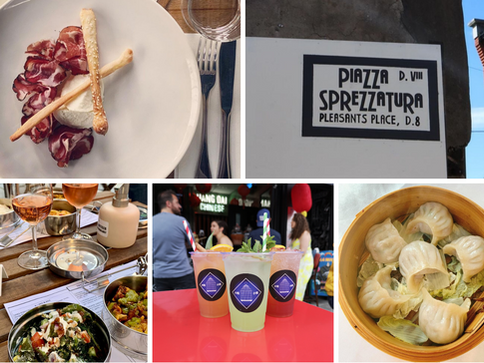 Where To Book A Table Outdoors In Dublin For June - Updated