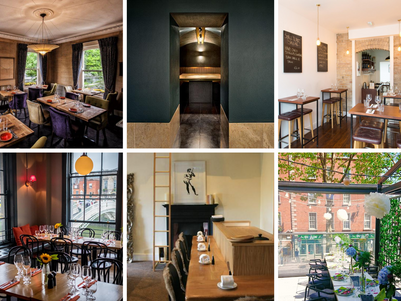 15 Places To Book For A Small Group In Dublin