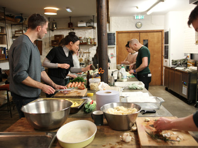 Learn to cook with The Fumbally's chef