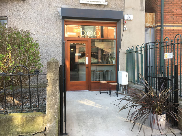 Vegan Café and Wine Bar Opens in Stoneybatter