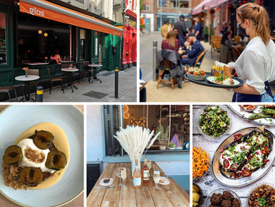 Where To Eat Outdoors In Dublin