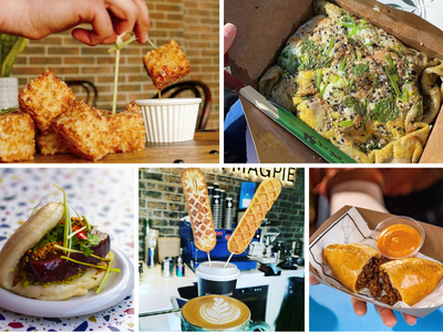 10 Places To Grab A Bite On The Go In Town