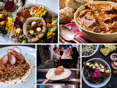 Five Spring Pop-Ups You Should Know About