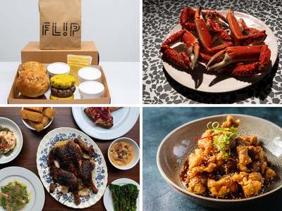Eight New Places To Get A Takeaway From This Week