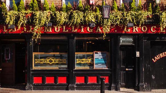 L. Mulligan Grocer Dublin