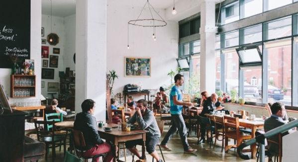 Th Fumbally Café Dublin