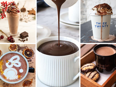 The Best Hot Chocolates In Dublin