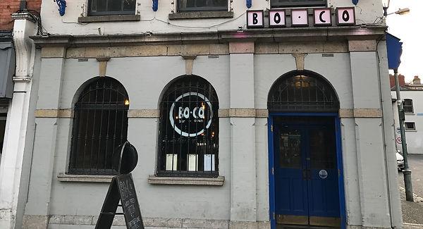 Boco bar and oven Dubin