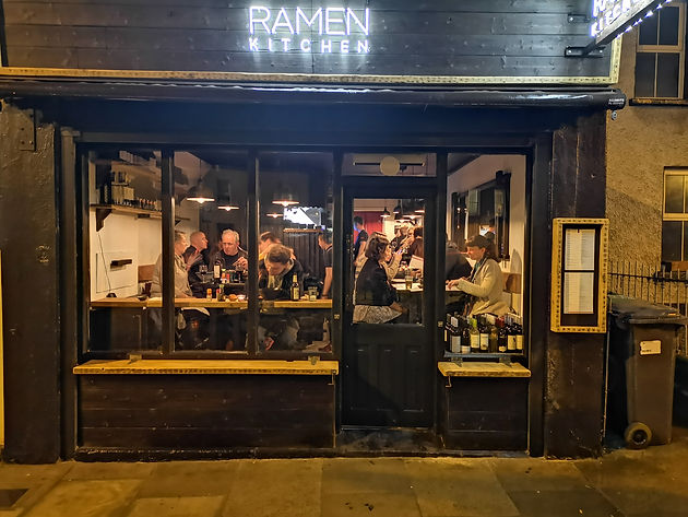 Stoneybatter Gets A Ramen Kitchen Restaurants Dublin Ireland