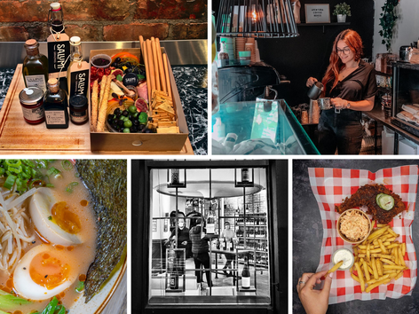 Pandemic? What Pandemic? 16 New Dublin Openings Giving Us All Hope