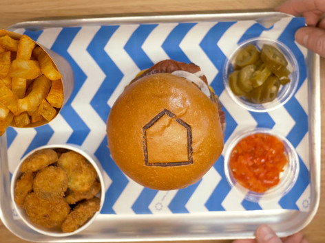 BuJo: Fast food that's feel-good