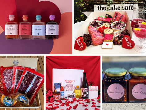Valentine's Gifts For The Food And Drink Obsessed