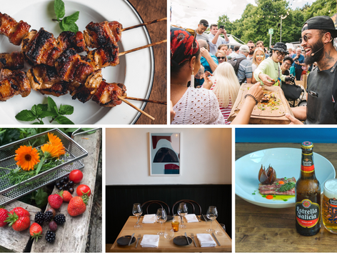 Autumn Food Events To Get Booking
