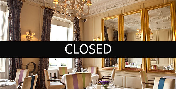 Restaurant Forty One closed.jpg