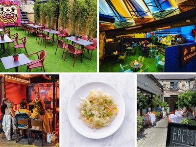 Where To Book A Table Outdoors In Dublin For June