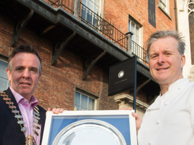 Irish Restaurant Awards launched