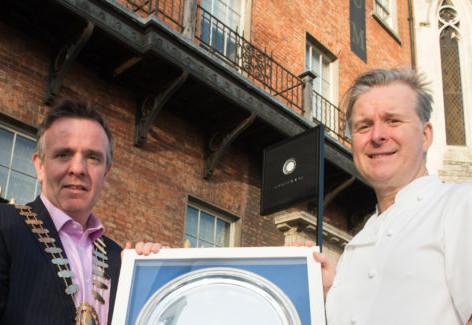 Irish Restaurant Awards launched
