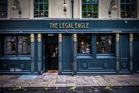 The Legal Eagle Dublin