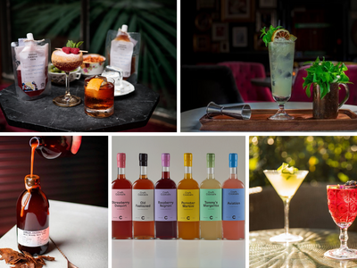 Where To Get Cocktails In A Lockdown - Updated
