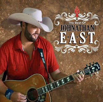 The Best of Johnathan East album - Autographed