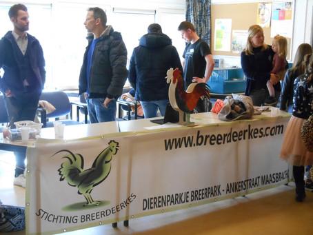 Aanwezig bij Open Dag BS 't Breerke