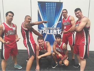 Beat The Streets on Australia's Got Talent