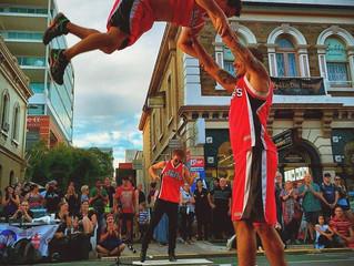 Adelaide Fringe Street Theatre Festival