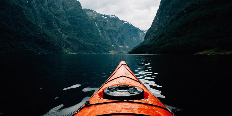 Kayaking Social